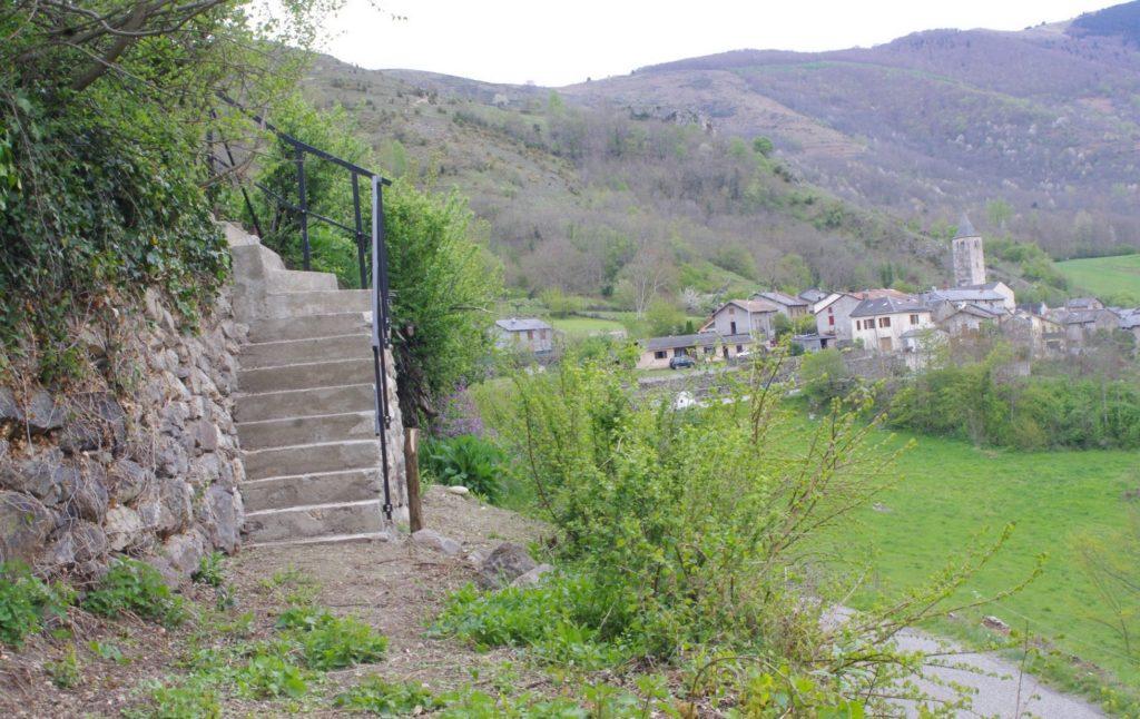 Travaux AACM création escalier Michel Koleck - Crédit photo © Michel Koleck