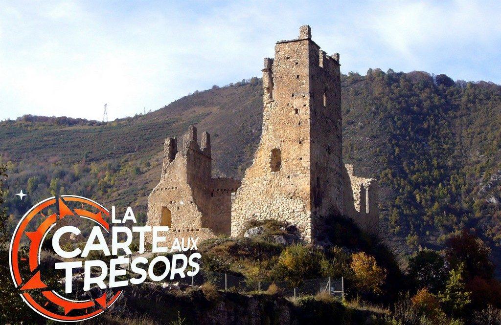 La Carte aux Trésors - Château de Miglos, 15 mars 2018