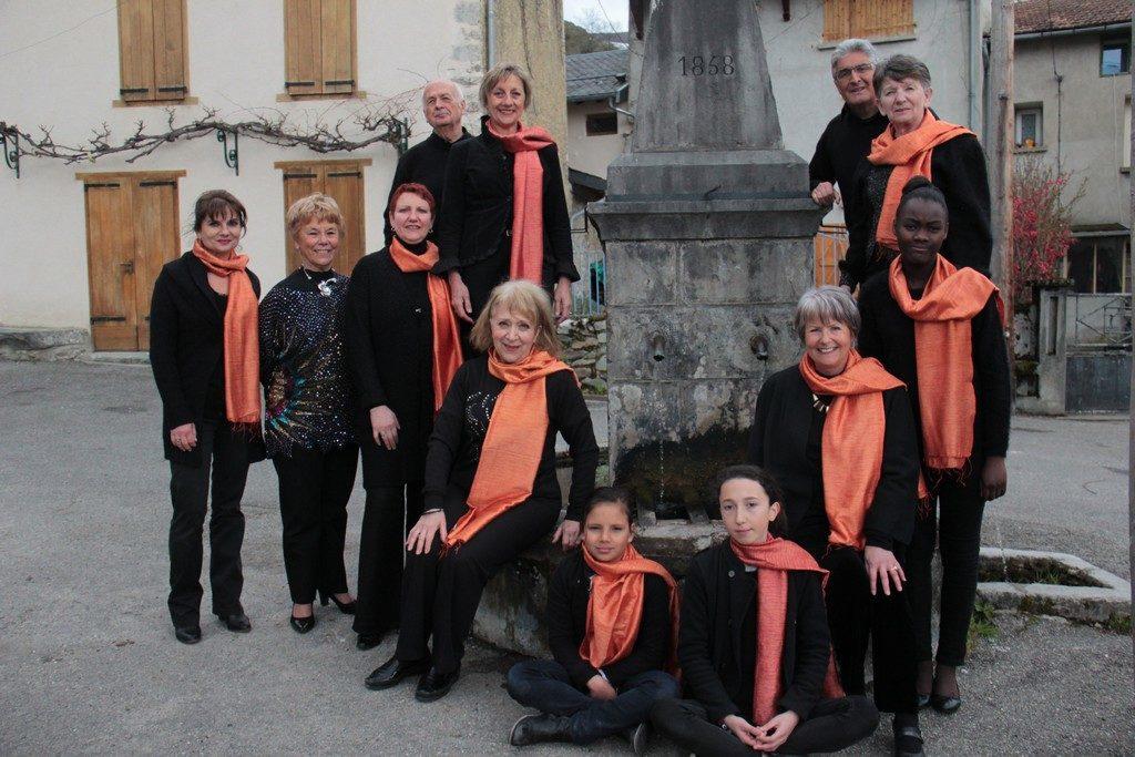 Ensemble Vocal Unisson, chef de choeur Jeanine Prosper -  AACM © Anna Gardes