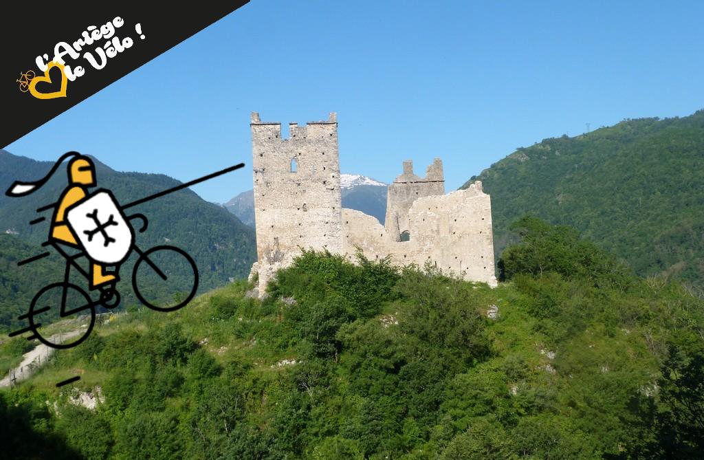 Tour de France 2019 : l'Ariège au rendez-vous… et le château de Miglos